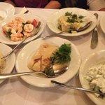 Shrimp - Broad Bean Puree - Aubergine Puree - Topik