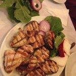 Grilled Bonito (Izgara Palamut)