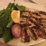 Grilled Sardine (Izgara Sardalya)