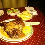 Porterhouse Steak, its BIG!!