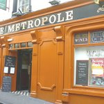 Exterior of Metropole Bar
