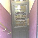 Side stree entrance of  Metropole Bar