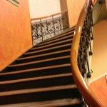 Steile Treppen, Vermeide ein Zimmer im dritten Stock!