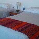 Room, Hotel Casa Sol Isabela, Puerto Villamil, Galápagos, Ecuador.