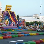 Amusements for kids - probably at least 3 in Cala D'Or. If your seen then fine but not very Majo