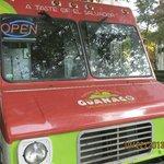 Guanaco ,Food Truck from El Salvador.