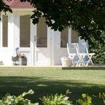 Pavillon in the garden
