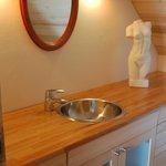 Bathroom small apartment
