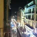 Panorama dal terrazzino