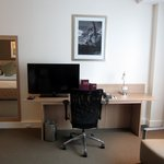 Handy desk and chair