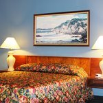 Heidis Inn Ilwaco Economy Queen Bed