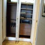 Grand suite - Closet