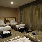 chambre pour 4 - yasmak comfort