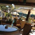 Tavolini bar esterno
