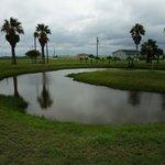 Last Resort front pond