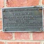 John Hanson home