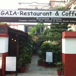 Foto de Gaia Restaurant & Coffee Shop