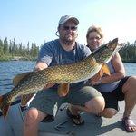 46 inch northern pike