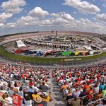 Dover International Speedway hosts NASCAR races twice a year