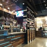craft beer, wine, engaging bar