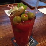 Best Bloody Mary at Bob's Place