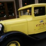 Pack's Tavern Mascot