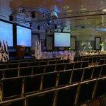 Ballroom, conference room