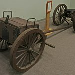 Cannon belong to Mosby's Rangers