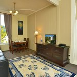 James Cook Apartment Sitting Room