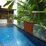 Pool Villa private dip