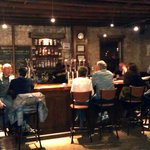 Sunday night @ the bar.