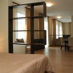 Апартаменты 1-комнатные с отдельной кухней