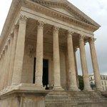 La Tour Carrée à Nîmes