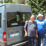 Alfie and the Van