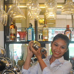 beautiful staff and enthusiastic service