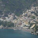 побережье Амальфи (вид на Позитано)