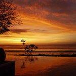 A Qunci Sunset