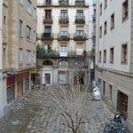 MUHBA El Call - vista de la plaça de Manuel Ribé, s/n