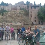 October 2013 Malaga Bike Tour