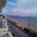 Colazione nella media - Spiaggia attrezzata - Bel panorama