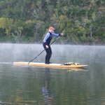 SUP'n--Stand Up Paddle board......fun!