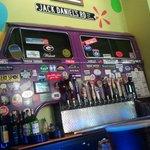 Nice Draft Beer Selection