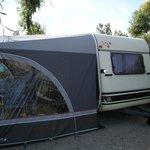 Caravaning Camping Chèque 80 m2