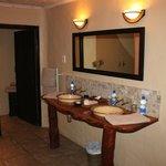 Bathroom of Hippo Suite