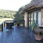 Hippo Suite Balcony