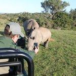 Ranger Dave likes his Rhinos