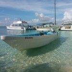 excursion playa preciosa isla catalina
