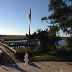 Dock/pier where fishing charters launch