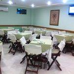 Salão - Restaurante