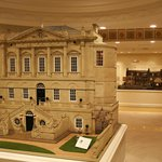 'Spencer House' on display in the amazing KSB Miniatures Gallery